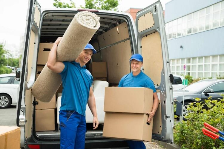 commercial moving gilbert arizona