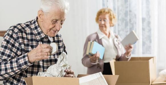 senior care moving gilbert